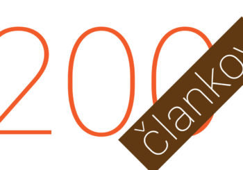 Timov blog: 200. članek na spletni strani Kineziolog