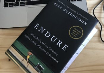 Priporočeno branje – knjiga Endure avtorja Alexa Hutchinsona